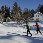A Cross Country Ski Program Designed For Women, Taught by Women