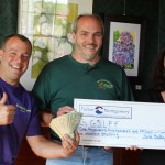 WALLEYE CHALLENGE GIVES BACK TO THE GREAT SACANDAGA LAKE
