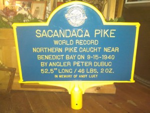 Pike marker 1