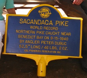 Pike marker 2