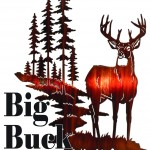 2015 BIG BUCK CONTEST AND GAME DINNER: Weekend-Long Event features prizes and wild game dinner
