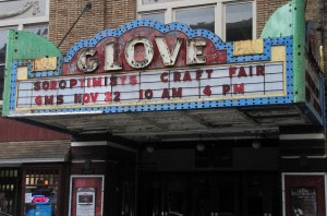 Soroptimist Fair on Glove Marquee