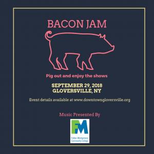 Bacon Jam 2018