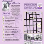 Be A Tourist In Your Own Town- Walk In the Footsteps of Elizabeth Cady Stanton: Cell Phone Tour