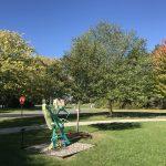 Perrella Garden on the FMCC Campus